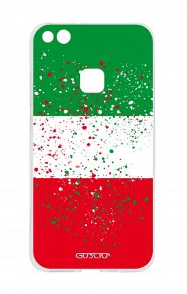 Cover Huawei P10 Lite - Bandiera italiana