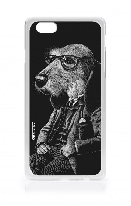 Cover TPU Apple iPhone 7/8  - Cane elegante