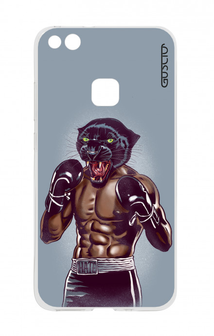Cover Huawei P9 Lite - Boxing Panther