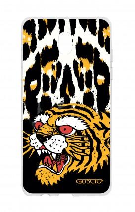 Cover Samsung J5 2017 - Tiger Animalier