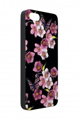 Cover Samsung S10e Lite - Farfalle su bianco