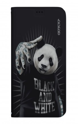 Cover STAND Apple iPhone 6/6s - Panda rap