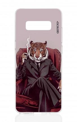 Cover Samsung NOTE 8 - Tigre elegante