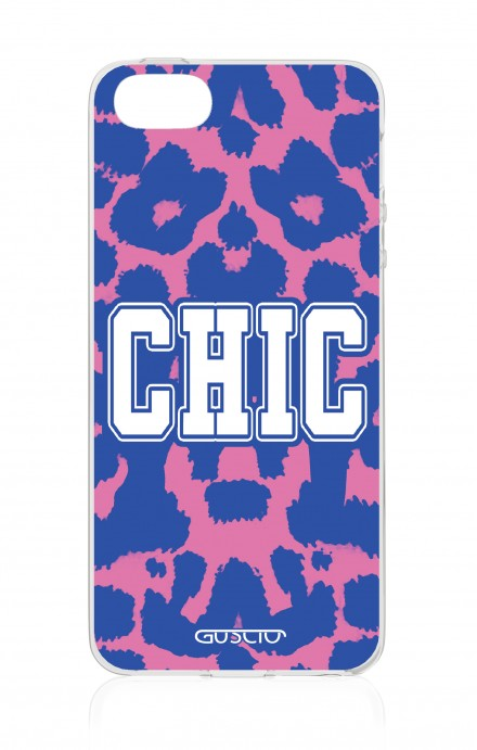 Cover Apple iPhone 5/5s/SE - Chic Animalier