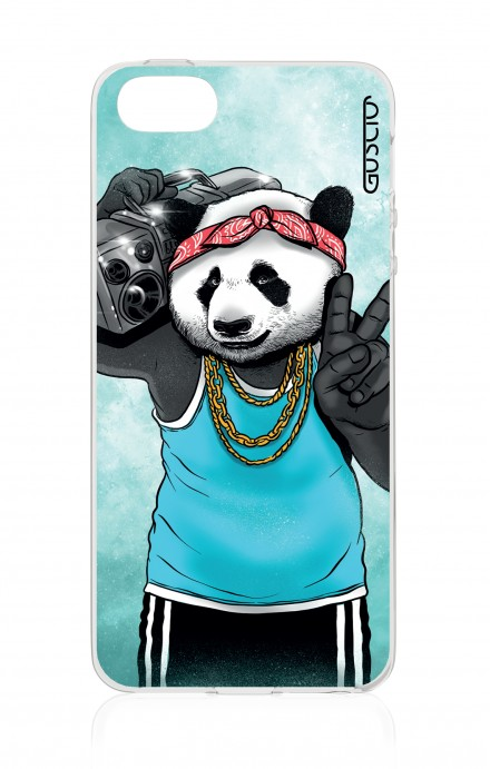 Cover Apple iPhone 5/5s/SE - Panda anni '80