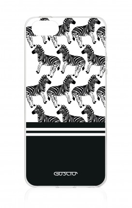 Cover Apple iPhone 5/5s/SE - Zebre bianconere