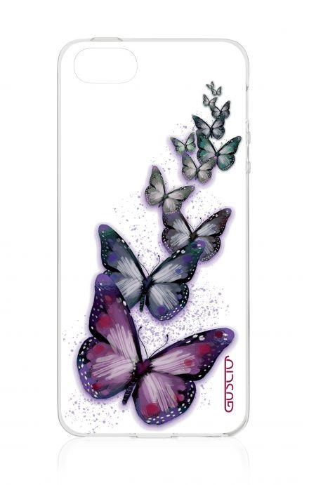 Cover Apple iPhone 5/5s/SE - Volo di farfalle