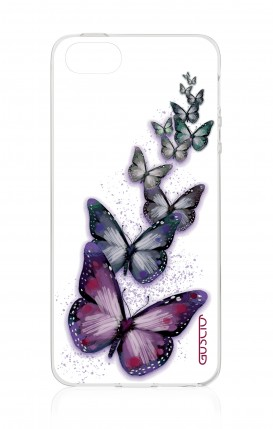 Cover Apple iPhone 5/5s/SE - Volo di farfalle