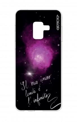 Cover Samsung A8 A5 2018 - Infinito