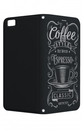 Cover STAND Huawei P8 Lite CStyle - Coffee Style