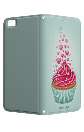 Cover STAND Huawei P8 Lite CStyle - Cupcake in Love