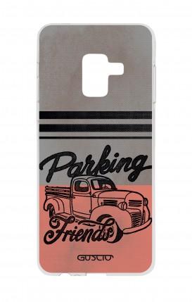 Cover Samsung A8 A5 2018 - Parking Friends
