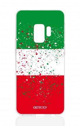 Cover Samsung Galaxy S9 - Italy flag
