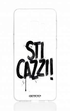 Cover TPU Samsung Galaxy S9 - STI CAZZI 2