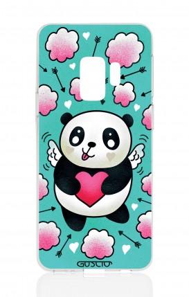 Cover Samsung Galaxy S9 - panda cupido