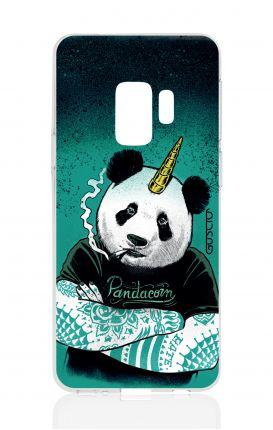 Cover TPU Samsung Galaxy S9 - Pandacorno tatuato