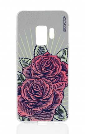 Cover Samsung Galaxy S9 - Roses