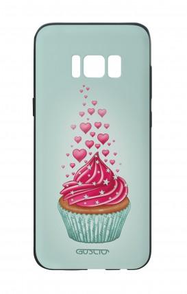 Cover Bicomponente Samsung S8 - Dolcetto innamorato