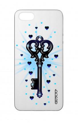 Cover Bicomponente Apple iPhone 5/5s/SE  - La chiave dei desideri