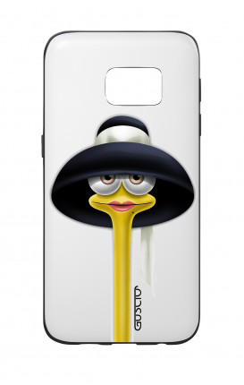 Cover Bicomponente Samsung S7  - Yellownecks hat