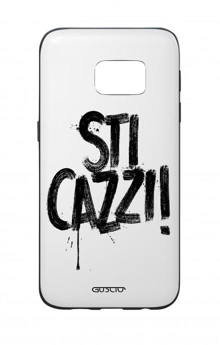 Cover Bicomponente Samsung S7  - STI CAZZI 2