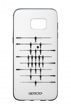 Cover Bicomponente Samsung S7 Edge - Calcio balilla