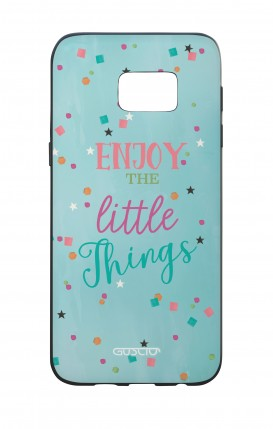 Samsung S7Edge WHT Two-Component Cover - Sky Little Things