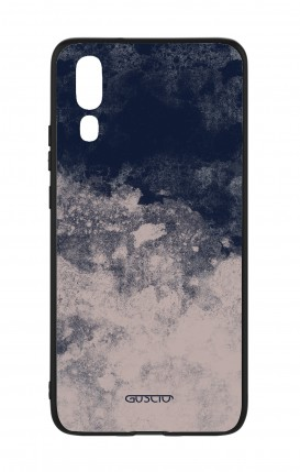 Huawei P20 WHT Two-Component Cover - Mineral Grey