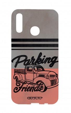 Cover Huawei P20Lite - Parking Friends