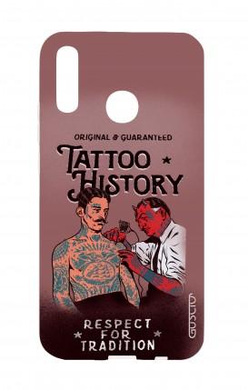 Cover Huawei P20Lite - Tattoo History
