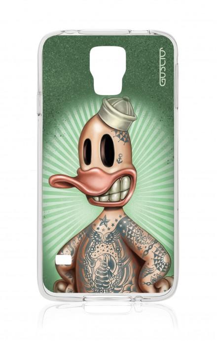Cover Samsung Galaxy S5/S5 Neo - Duck Sailor