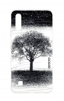 Cover TPU TRS Sam A10 - INK Tree