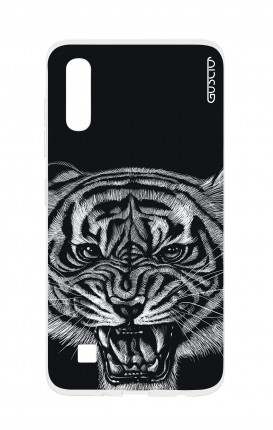 Cover TPU Sam A10 - Tigre nera