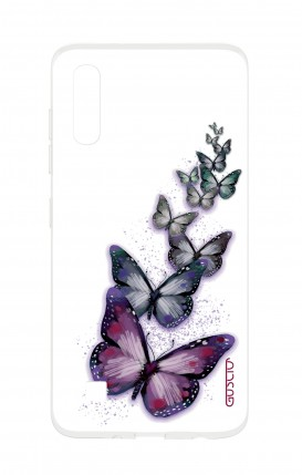Cover TPU TRS Sam A10 - Butterflies