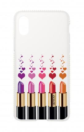Apple iphone X Diamonds cover - Lipsticks