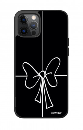 """Apple iPhone 12 6.1"""" Two-Component Cover - Bow Outline"""