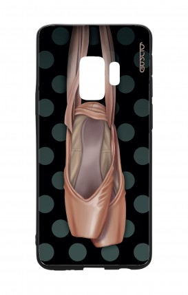 Cover Bicomponente Samsung S9 - Punte