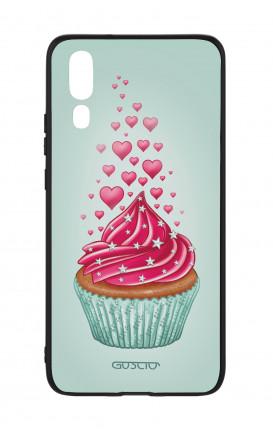 Cover Bicomponente Huawei P20 - Dolcetto innamorato