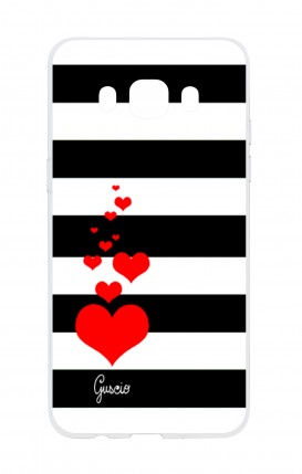Cover Samsung Galaxy J7 2016 - Loving Stripes
