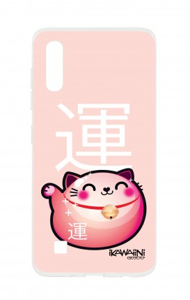 Cover TPU TRS Sam A10 - Japanese Fortune cat Kawaii