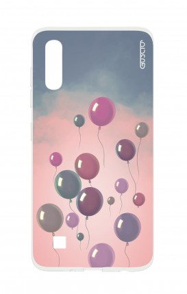 Cover TPU TRS Sam A10 - Balloons