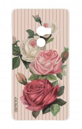 Cover Xiaomi Mi Mix2 - Rose e righe