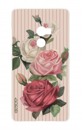 Cover Xiaomi Mi Mix2 - Roses and stripes