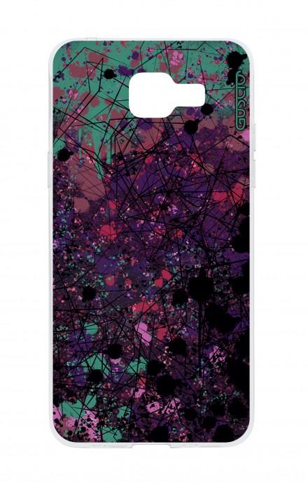 Cover TPU Samsung Galaxy A5 (2016) - Spruzzo di colori