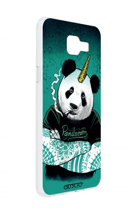 Cover TPU Samsung Galaxy A5 (2016) - Pandacorno tatuato