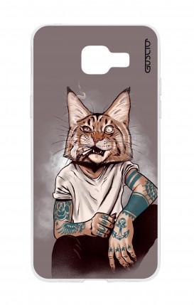 Cover Samsung Galaxy A5 (2016) - Lince Tattoo