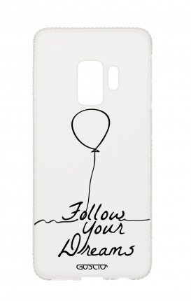 Samsung S9Plus Diamonds cover - Follow your dream
