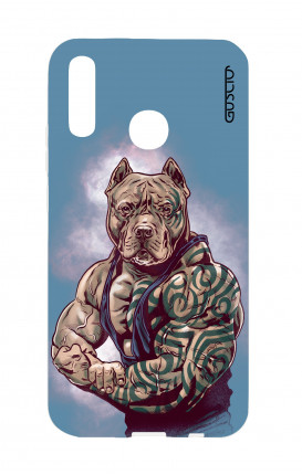 Cover TPU Huawei P Smart 2019 - Pitbull Tattoo