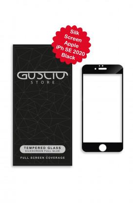 Tempered Glass SilkScreen Apple iPhone SE 2020 - Neutro