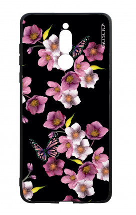 Cover Bicomponente Huawei Mate 10 Lite - Fiori di ciliegio